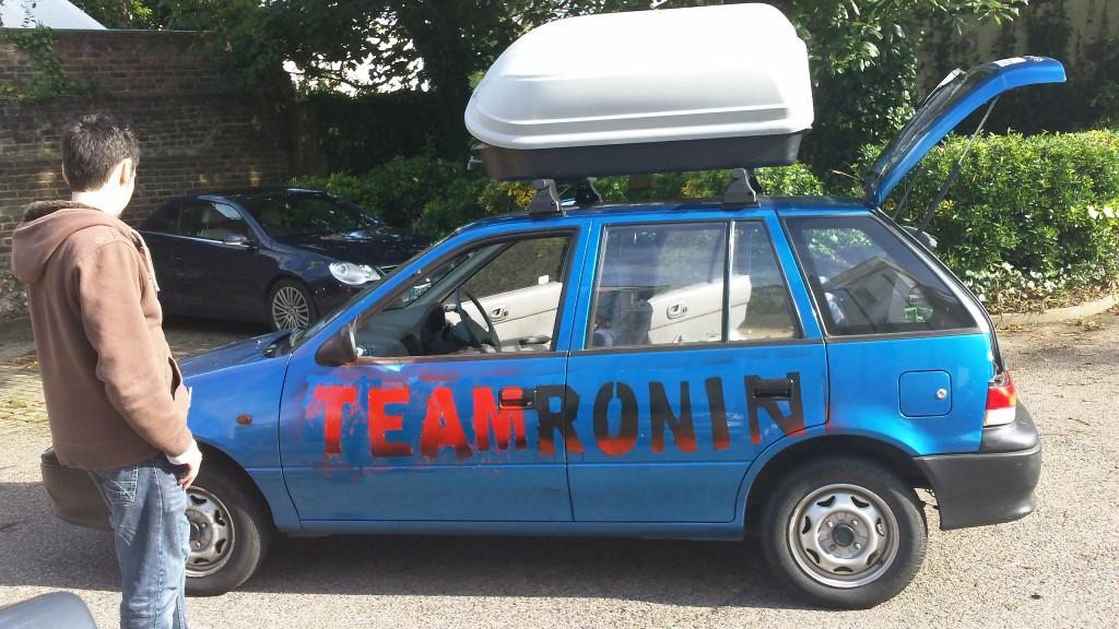 Team Ronin